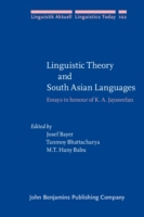Linguistic Theory and South Asian Langua