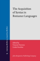 Acquisition of Syntax in Romance Languag