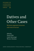 Datives and Other Cases