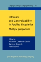 Inference and Generalizability in Applie