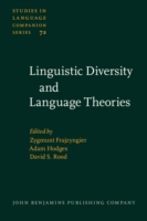 Linguistic  Diversity and Language Theor