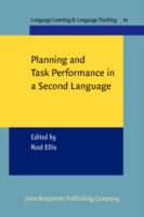 Planning and Task Performance in a Secon