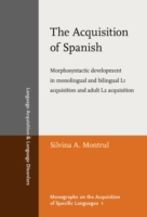 Acquisition of Spanish