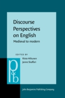 Discourse Perspectives on English