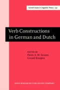Verb Constructions in German and Dutch
