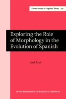 Exploring the Role of Morphology in the