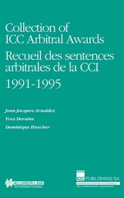 Collection of ICC Arbitral Awards