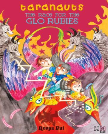 The Race for the Glo Rubies