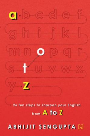 Bilde av A To Z: 26 Fun Steps To Sharpen Your English
