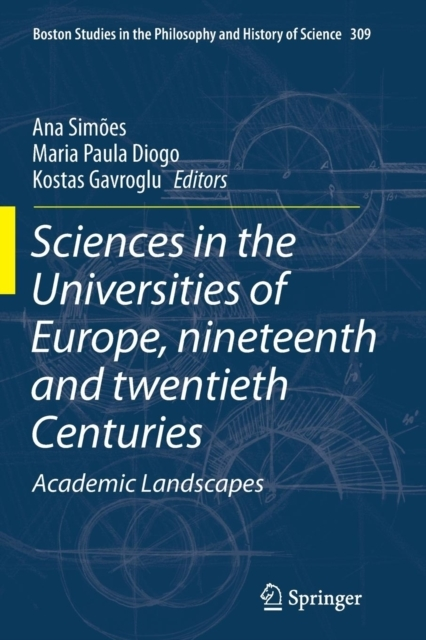 Sciences in the Universities of Europe,