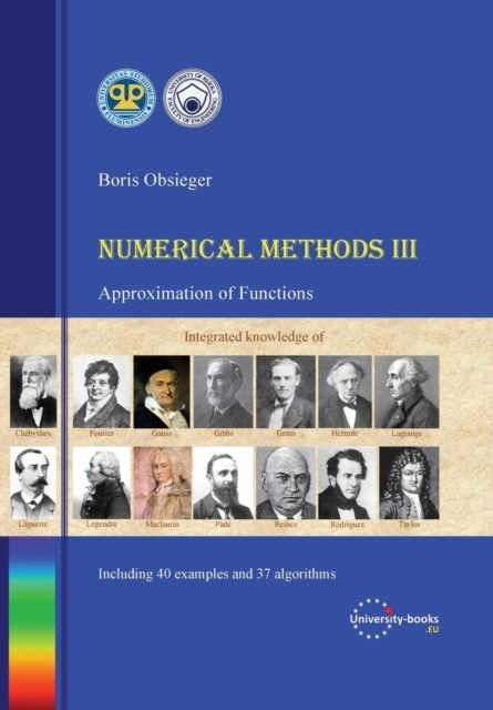 Numerical Methods III - Approximation of