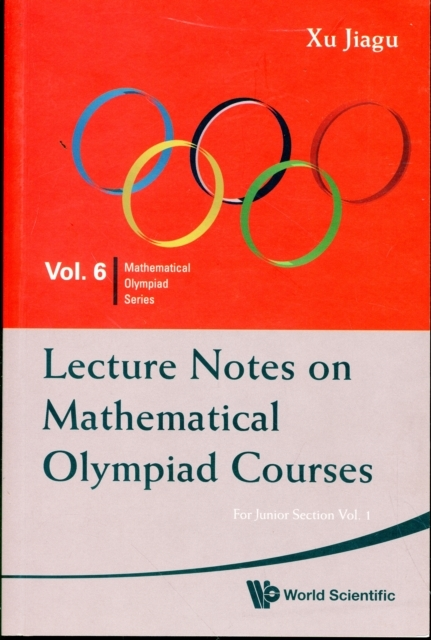 Lecture Notes On Mathematical Olympiad C