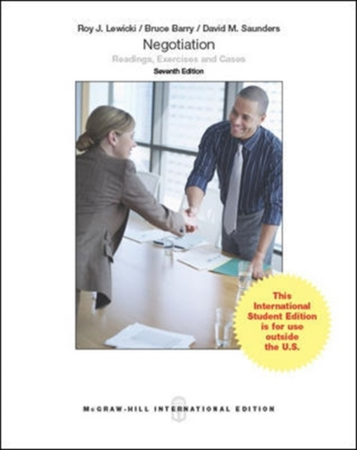 Negotiation: Readings, Exercises, and Ca