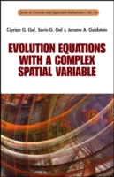 Evolution Equations with a Complex Spati