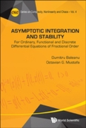 Asymptotic Integration and Stability
