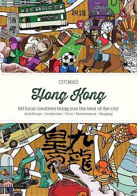CITIx60 City Guides - Hong Kong